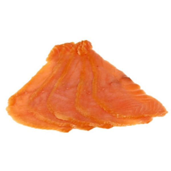 Petrossian Scottish Smoked Salmon Dom Petroff