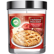 Air Wick Enchanted Holiday Mrs. Claus' Apple Pie Candle