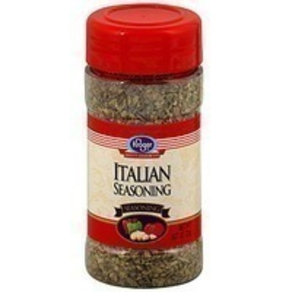 Kroger Italian Seasoning