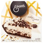 Edwards Cookies & Creme Pie in a Cookie Crust 26 oz. Box