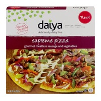 Daiya Deliciously Dairy Free Supreme Pizza