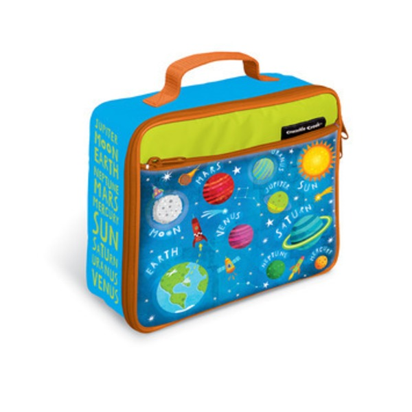 Crocodile Creek Lunchbox - Solar System