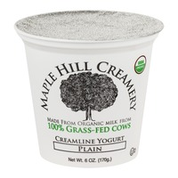 Maple Hill Creamery Yogurt Cream On Top Plain