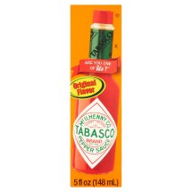 Tabasco Original Flavor Pepper Sauce, 5.0 fl oz