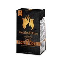 Kettle & Fire Bone Broth Mushroom Chicken