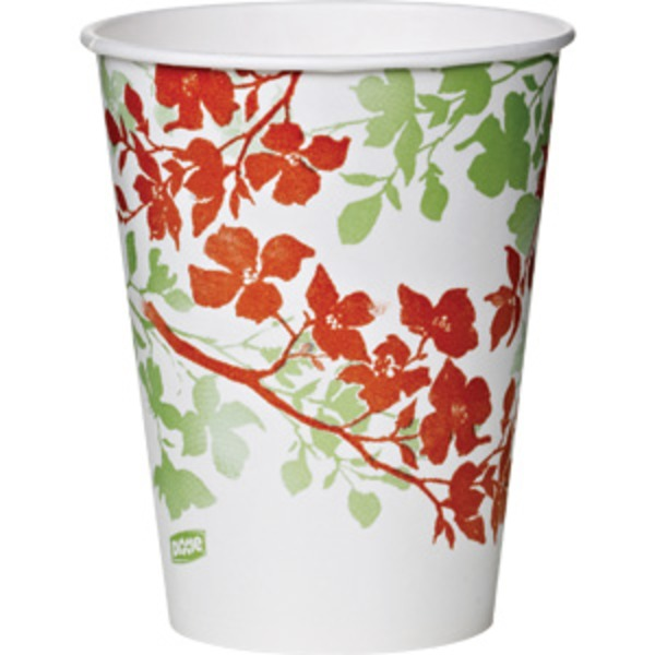 Dixie Wildflower Paper Cups