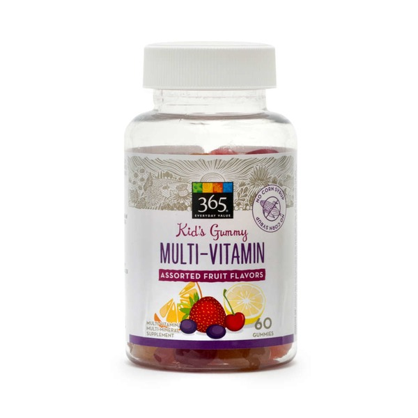 365 Kids Chewy Multivitamins