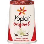 Yoplait Original French Vanilla Yogurt, 6 oz, 6.0 OZ