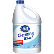 Great Value Cleaning Bleach
