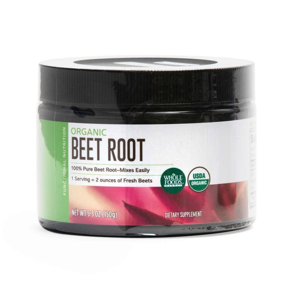 Whole Foods Market Organic Beet Root