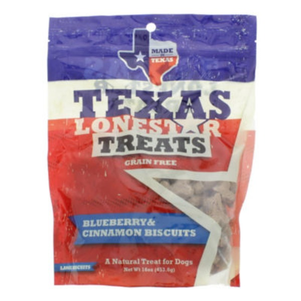Texas Lonestar Blueberry & Cinnamon Large Biscuits