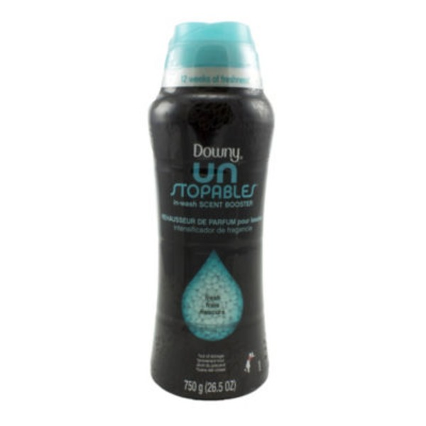 Downy Unstopables Downy Unstopables Fresh In-Wash Scent Booster Fabric Enhancer 26.5 oz Fabric Enhancers