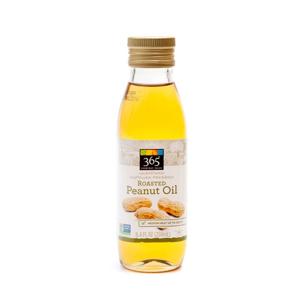 365 Roasted Peanut Oil