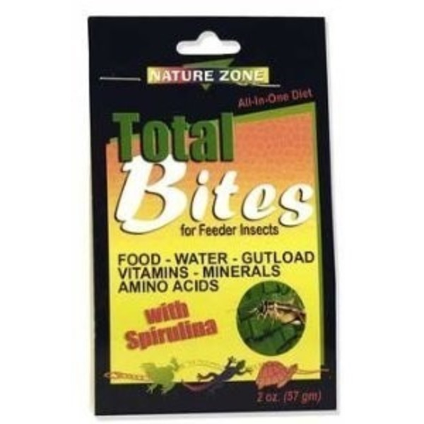 Nature Zone Total Bites for Crickets & Feeder Insects