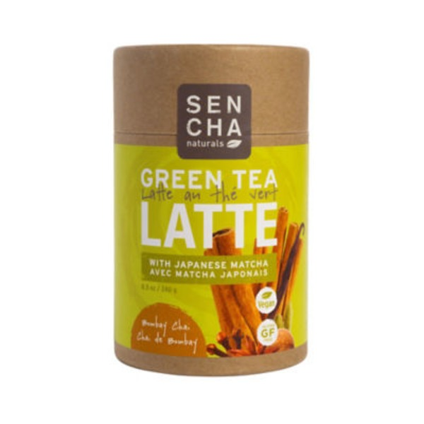 Sencha Green Tea Latte Mix Chai