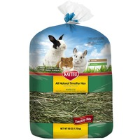Kaytee All Natural Timothy Wafer Cut Hay For Rabbits & Small Animals 60 Oz