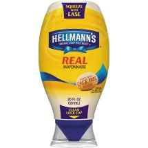 Hellmann's Real Mayonnaise, 20 Fl Oz
