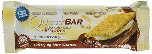 Quest Nutrition Protein Bar Smores