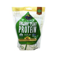 Garden of Life Organic Plant Protein Smooth Almond Butter