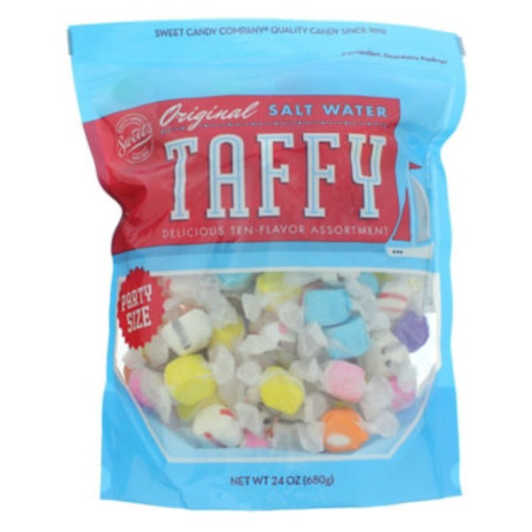 Sweet's Original Salt Water Taffy, 10 Flavor Assortment
