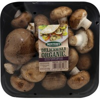 Organic Crimini Mushrooms