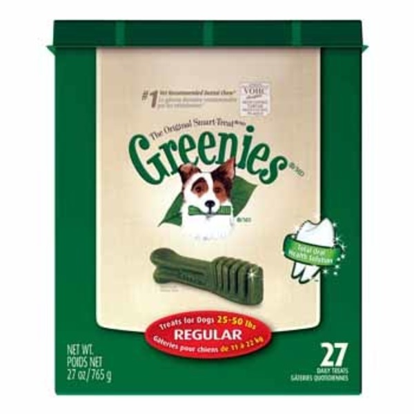 Greenies Regular Dog Treats
