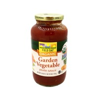 Field Day Organic Garden Vegetable Sauce