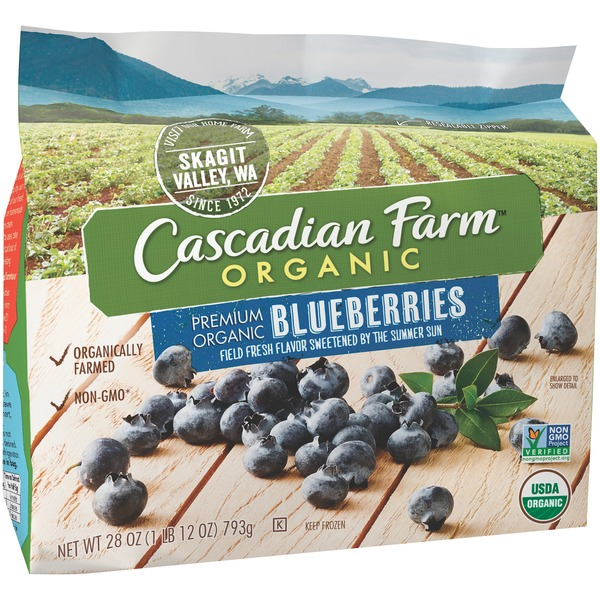 Cascadian Farm Organic Blueberries