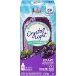 Crystal Light On-The-Go Drink Mix, Grape, .11 Oz, 10 Packets, 1 Count