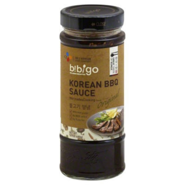 Bibigo Original Korean BBQ Sauce
