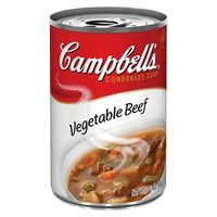 Campbell's Vegetable Beef Condensed Soup