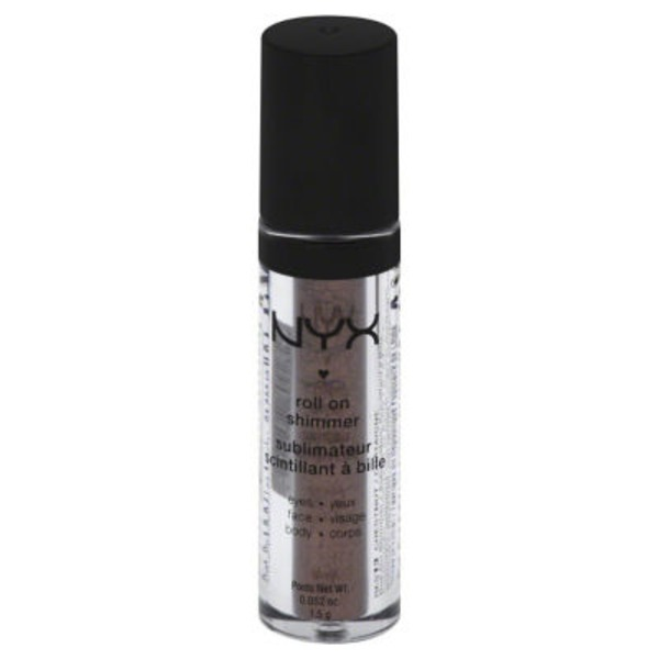 NYX Roll On Shimmer - Chestnut RES13
