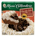 Marie Callender's Chocolate Satin Pie, 28 Ounce
