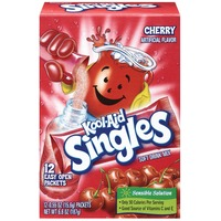 Kool-Aid Singles Cherry 12 Ct Soft Drink Mix