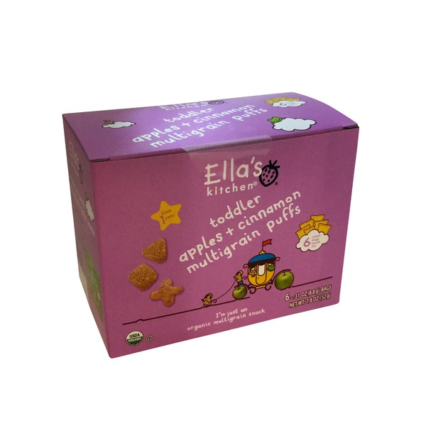 Crackers And Biscuits, baby Food Ellas Kitchen