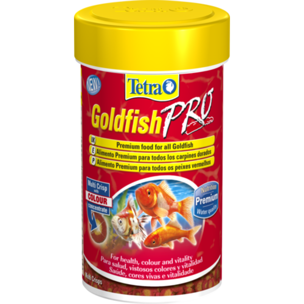 Tetra Goldfish Pro Premium Food for All Goldfish