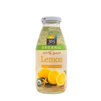 365 Organic 100% Juice Lemon