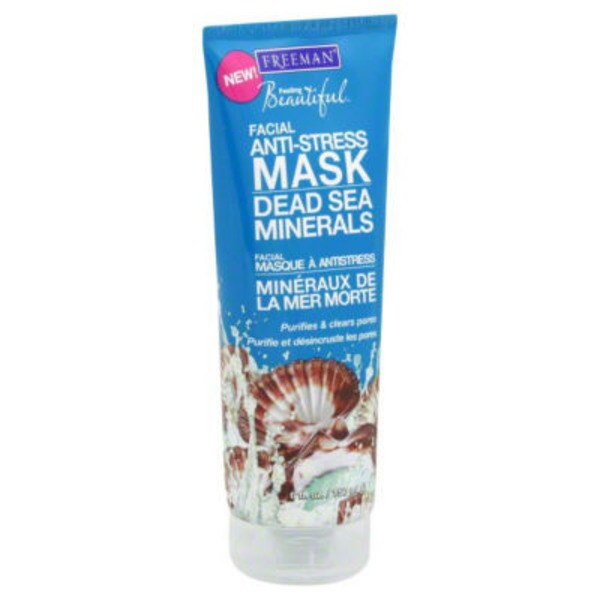 Feeling Beautiful Dead Sea Minerals Anti-Stress Mask Facial