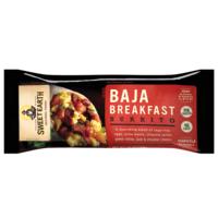 Sweet Earth Natural Foods Burrito Baja Breakfast