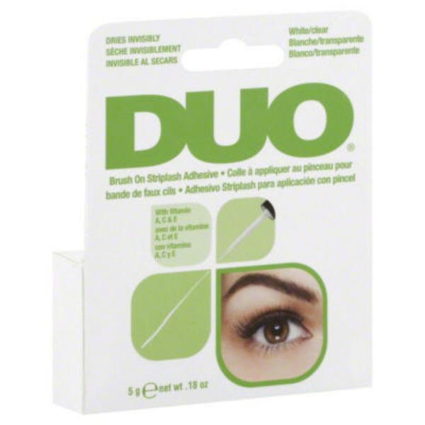 DUO Brush on Adhesive Clear