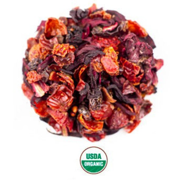 Rishi Tea Hibiscus Berry Tea