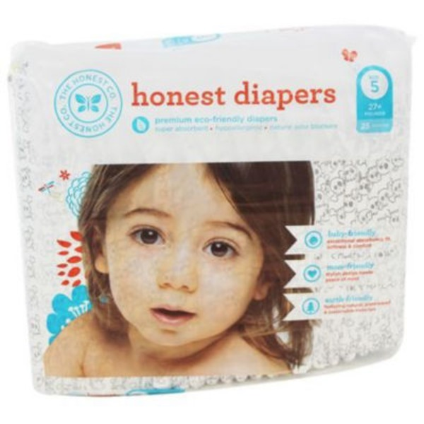 The Honest Company Honest Diapers Size 5