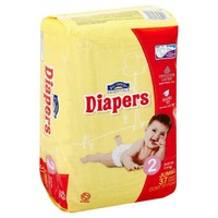 Hill Country Essentials Size 2 Jumbo Pack Diapers