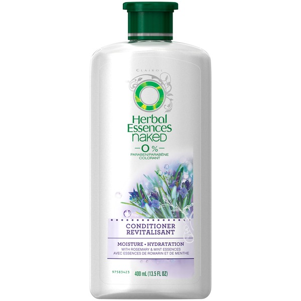 Herbal Essences Moisture Herbal Essences Naked Moisture Conditioner 13.5 fl oz  Female Hair Care