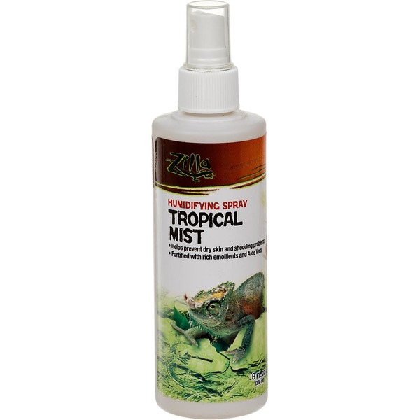 Zilla Humidifying Spray Tropical Mist for Reptiles