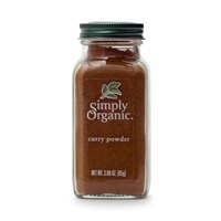 Simply Organic Seasoning Curry Powder