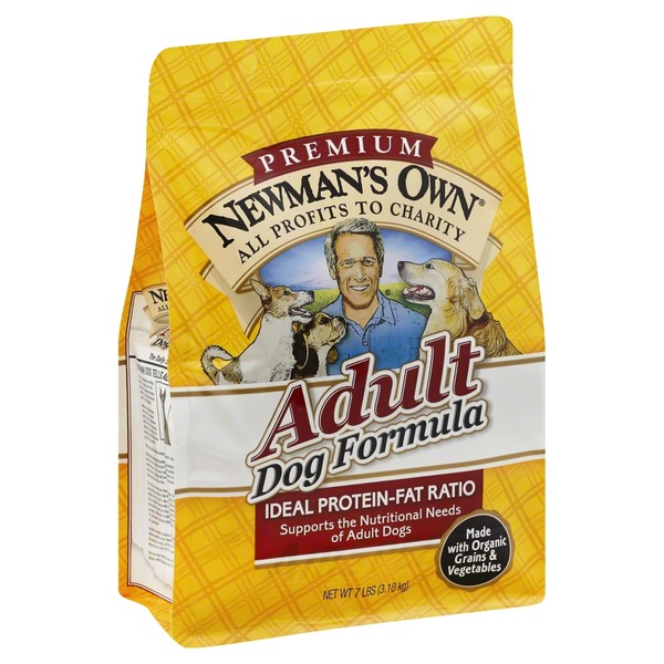 Newman's Own Premium Adult Dog Formula Dog Food