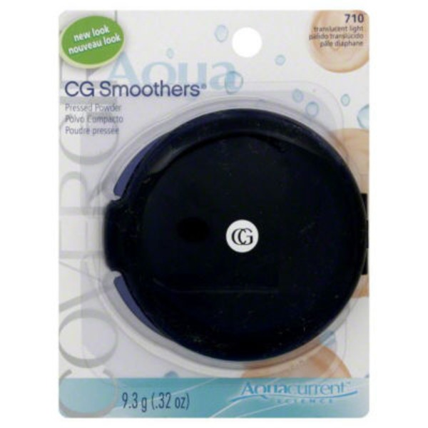 CoverGirl Smoothers COVERGIRL Smoothers Pressed Powder, Translucent Light .32 oz (9.3 g) Female Cosmetics