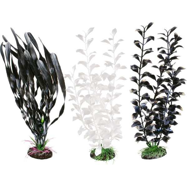 Petco Pearl Background Plastic Aquarium Plant