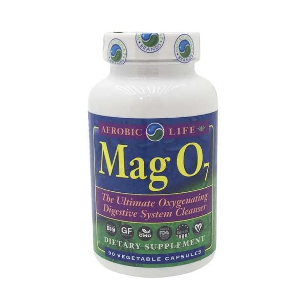 Aerobic Life Mag O7 Digestive System Cleanser Capsules